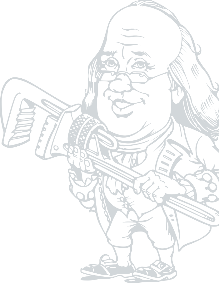 Benjamin Franklin Logo Icon
